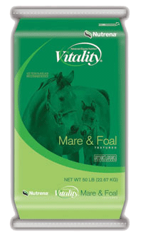 Vitality Mare & Foal image