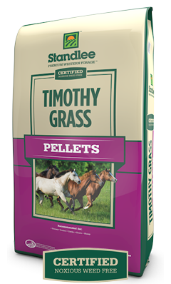 Certified Timothy Grass Pellets image