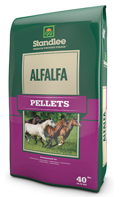 Standlee Certified Alfalfa Pellets icon