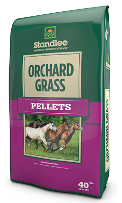 Certified Orchard Grass Pellets image